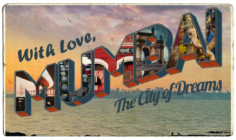 love letter to Mumbai