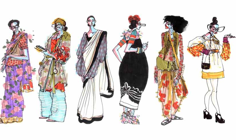 Fashion Across India